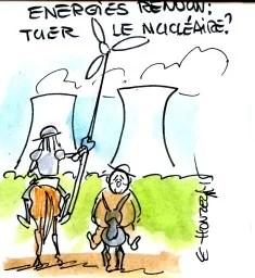énergie renouvelable rené le honzec