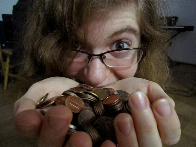 Greed credits Erin O'Neal CC BY-NC-SA 2.0