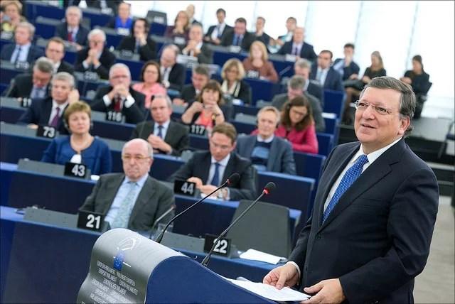 Jose Manuel Barroso - Credit Parlement européen (CC BY-NC-ND 2.0)