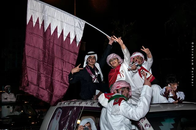 celebrations credits Abraham Puthoor (CC BY-NC 2.0)