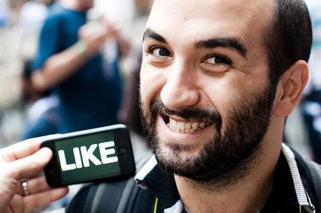 Like credits Luca Sartoni  (CC BY-SA 2.0)