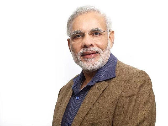 Narendra Modi credits global panorama (CC BY-SA 2.0)