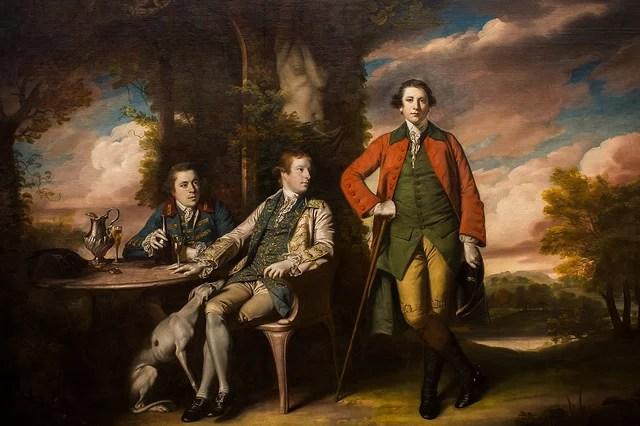 The Honorable Henry Fane with Inigo Jones and Charles Blair credits Thomas Hawk (CC BY-NC 2.0)