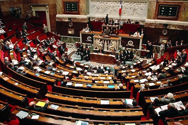 Assemblée nationale - Crédit photo : Magali via Flickr (CC BY-NC-ND 2.0
