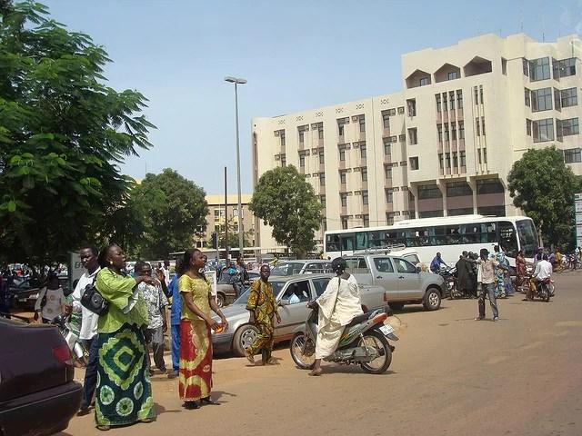 Bamako, Mali - Credits LenDog64 (CC BY-ND 2.0)
