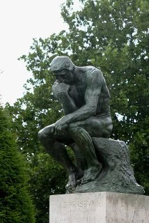 Rodin, le Penseur, credits Steve Wilde (CC BY-NC-ND 2.0)