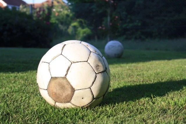 footballs credits Mark Botham (CC BY-NC 2.0)