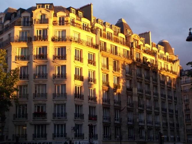 Façades d'immeubles à Paris - Luc Legay - cc by sa 2.0