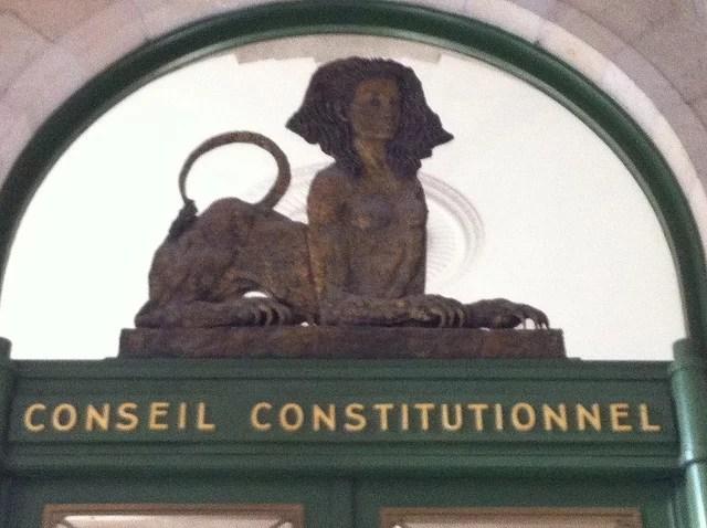 Conseil constitutionnel, Paris - Crédit photo : Jeanne Menj via Flickr (CC BY-ND 2.0