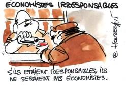 économistes irresponsables rené le honzec