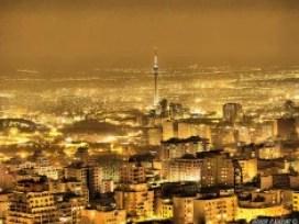 Iran Teheran city of lights Arash Razzagh Karimi  (CC BY-NC-ND 2.0)