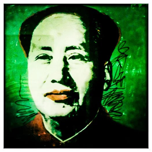 But if you go carrying pictures of chairman Mao credits Thomas Hawk via Flickr ( (CC BY-NC 2.0) )