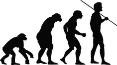 evolution by brian wright(CC BY-ND 2.0)
