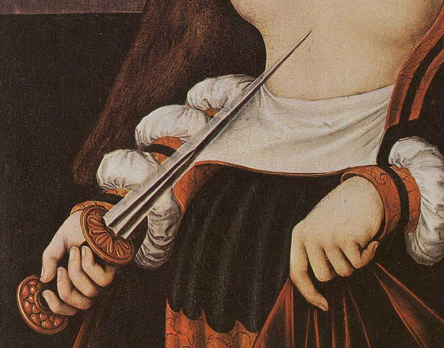 [ C ] Lucas Cranach - Suicide of Lucrezia (1529) - Detail credits Playing Futures: Applied Nomadology (CC BY 2.0)