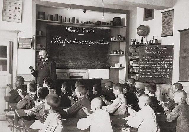 Ecole-Musée national de l'Education(CC BY-NC-ND 2.0)
