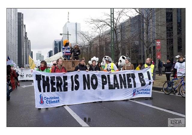 Michel van Reysen-Manifestation pour le climat(CC BY-NC-ND 2.0)