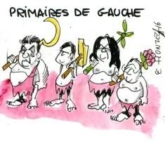 René le Honzec, primaires à gauche