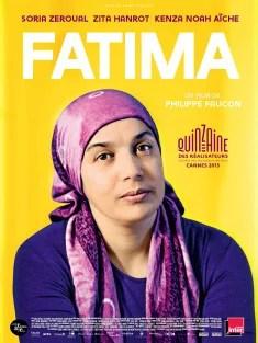 Fatima, l'affiche du film.