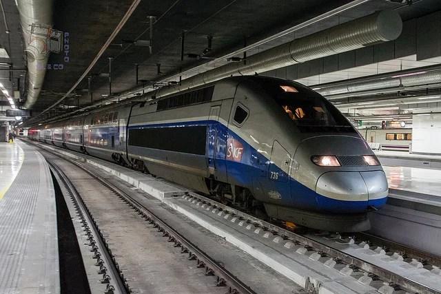 TGV Aleix Cortés (CC BY-NC-ND 2.0)