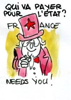 Etat needs your René le Honzec
