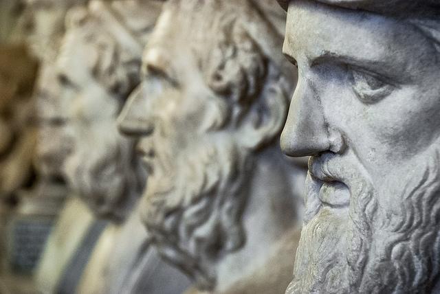 Philosophers crédits Stijn Nieuwendijk (CC BY-NC-ND 2.0)