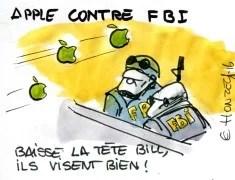 Apple contre FBI rené le honzec