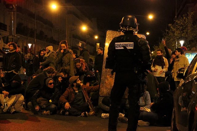 Nuit Debout By: Maya-Anaïs Yataghène - CC BY 2.0