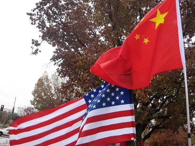 Face à l'Amérique, l'émergence de la Chine