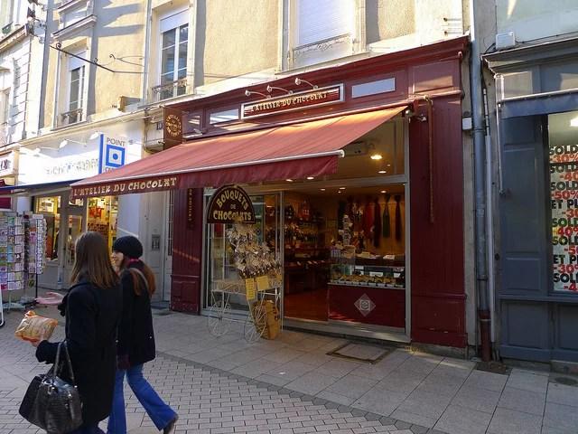 petites entreprises Commerçant