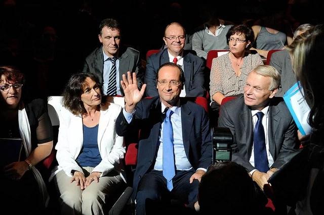 La méthode Hollande : duper pour durer