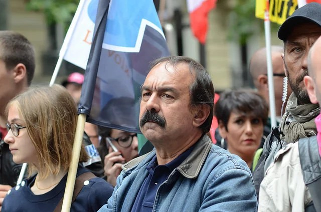 Philippe Martinez le 14 juin 2016 by Pascal.Vandon(CC BY-ND 2.0)