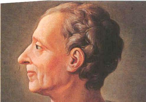Certains députés fillonistes devraient relire Montesquieu