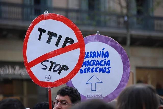 Plaidoyer pour le libre échange : sauvons le TTIP !
