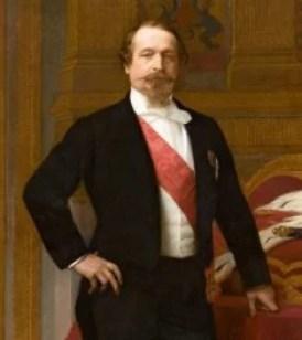Louis Napoléon Bonaparte par Alexandre Cabanel-1865
