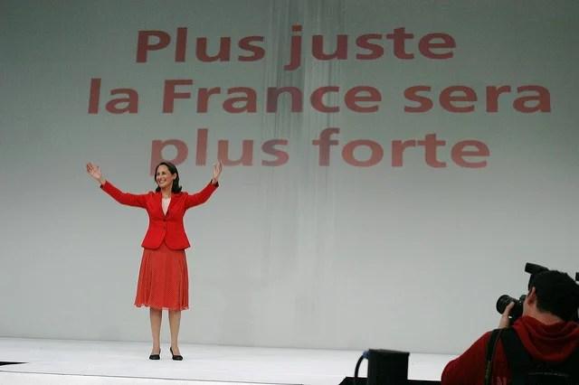 Ségolène Royal 2007 par Parti socialiste(CC BY-NC-ND 2.0)
