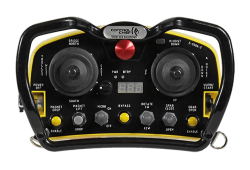The LJ is a lightweight transmitter with dual-axis joysticks. Its completely sealed plastic injection molded case, low profile, and stainless steel switches offer the flexibility to customize the switch options to fit your needs.