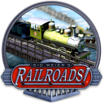 Sid Meier's Railroads! for Mac OS X icon
