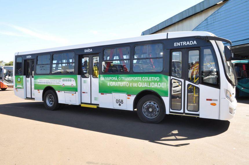 Prefeitura de Ivaiporã suspende transporte público devido à paralisação dos caminhoneiros