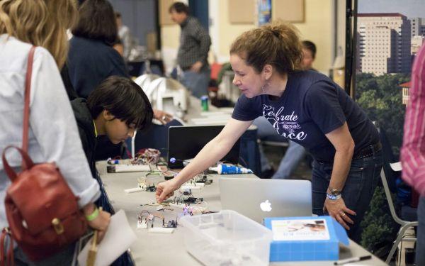 Control Engineering University Wins Grant Boost Stem