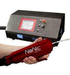 nonic handheld laser wire stripping machine [ 1024 x 1024 Pixel ]