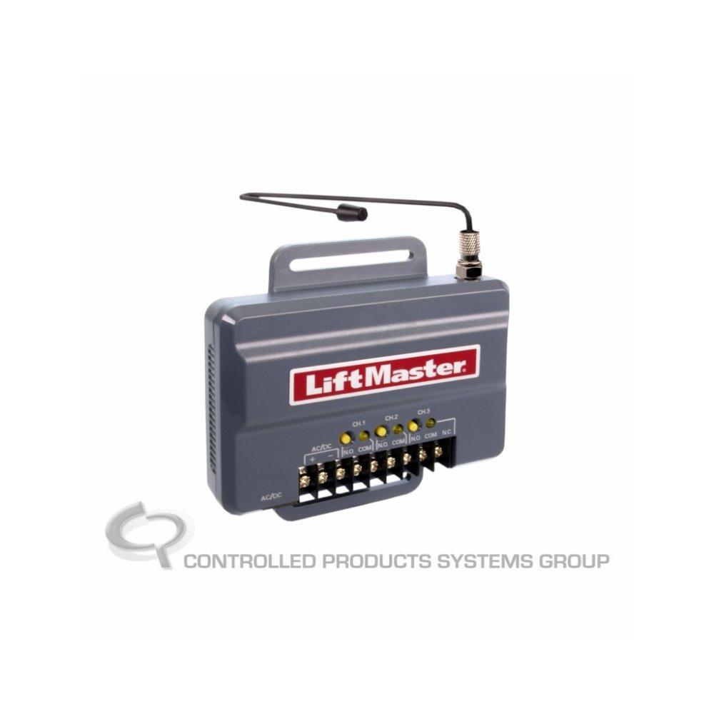 medium resolution of  850lm universal receiver security 2 0 on husqvarna wiring schematic maytag wiring schematic honda liftmaster