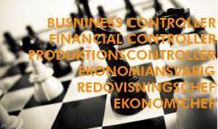 Business controller Produktionscontroller Ekonomichaf Personaluthyrning