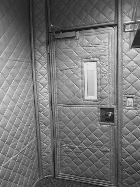 Sound Deadening Blankets  Sound Isolation Wall