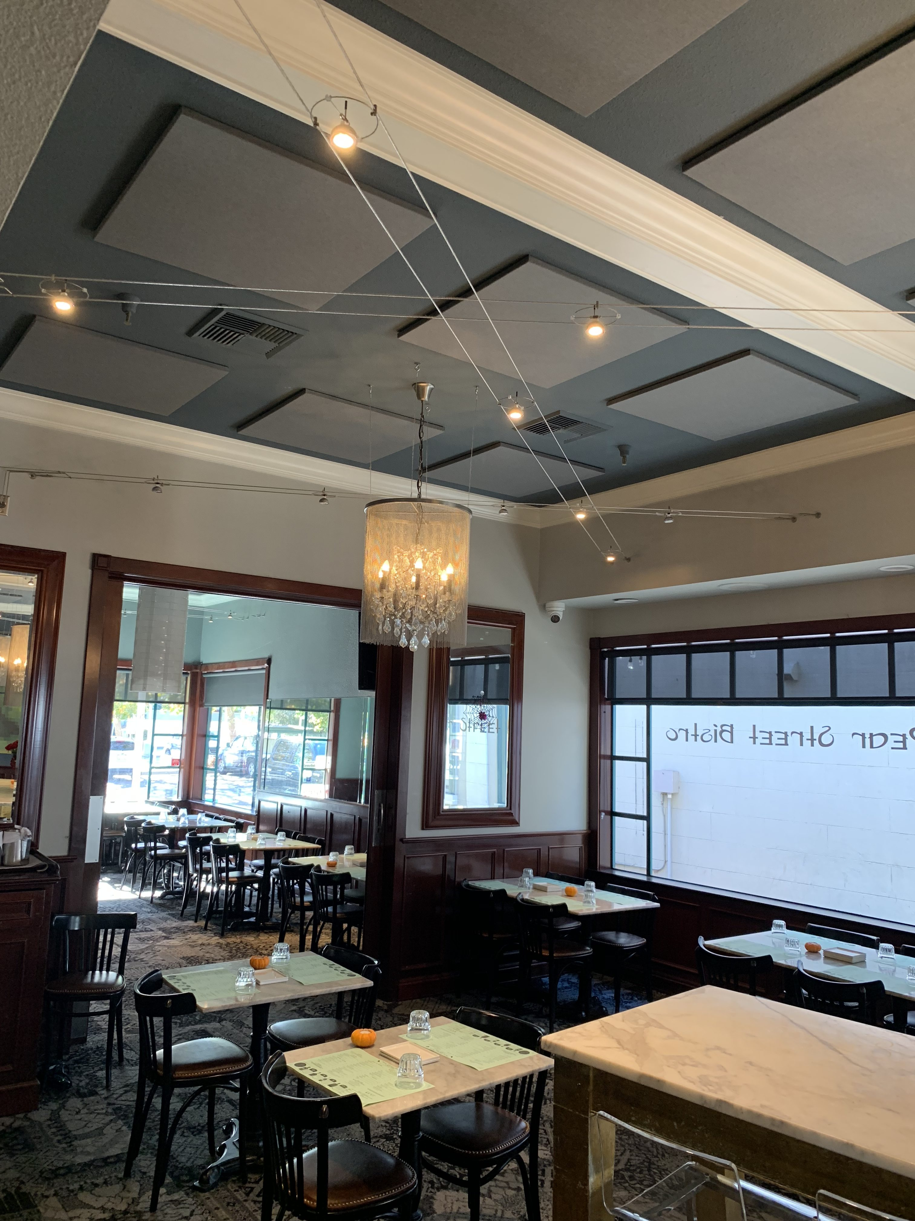 Restaurant Acoustics  Noise Reduction  Control Noisy