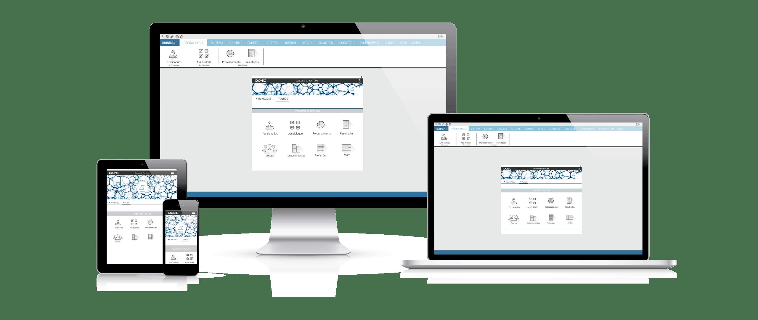 softwareWebidpatrol, Controlo de Rondas de vigilantes