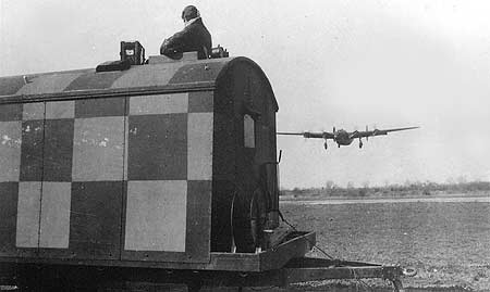 Hardwick  air traffic control 194345