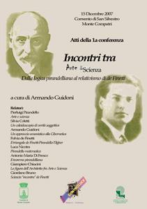 Incontri tra Arte e Scienza - Dalla logica pirandelliana al relativismo di de Finetti