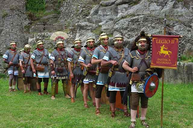 """Albano Laziale, """"Atmosfere del mondo romano antico"""" nell'Albo Regionale delle Rievocazioni Storiche - Controluce Notizia"""