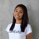Graphic Designer of Contxto - Cynthia Montiel