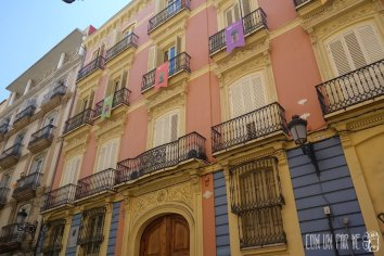 Balcones a todo color
